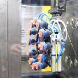 3D gedruckte Roboterhand im Einsatz