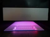 USHIO UV Excimer radiation on foil
