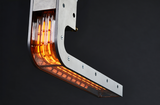 USHIO IRtenser module heater L-shaped Twin Tube IR Module