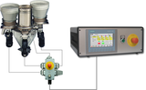 Colortronic CDE mit Steuerung CDS-2030