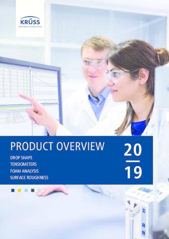 KRÜSS Product Overview
