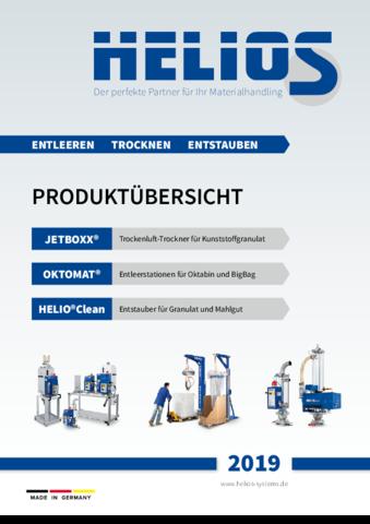 HELIOS Produktübersicht 2019
