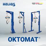 Entleerstation OKTOMAT® Baureihe