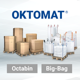 OKTOMAT® SOS container types