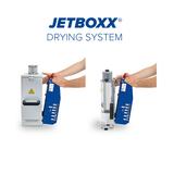 JETBOXX® Mini Aufsatztrockner Docking
