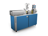 Clam-Shell Design Co-Rotating Twin Screw Extruder