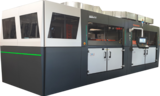 Thermoforming machine - ECOLINE