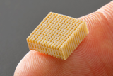 Fine detailed porous structure printed in VICTREX PEEK using BOND High-Performance 3D Technology