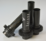 Innovation in composites All thermoplastic driveshaft system (C) Herone