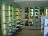 Glasstint Shoeshelf