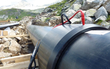 Agruline piping systems