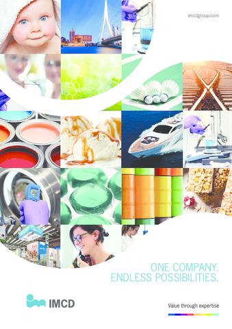 IMCD Corporate brochure 2019