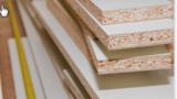 Materialien und Komponenten für die Möbelindustrie