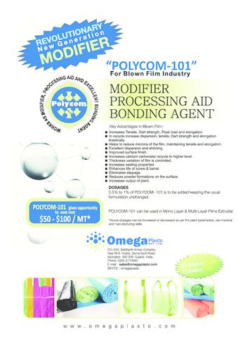 Polycom 101 for Blown Film