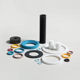 Dreh-, Fräs- und Stanzteile aus thermoplastischen Kunststoffen