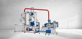 İnan makine su altı kesim sistemi