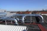 Rohrsystem mit Dachdurchdringung