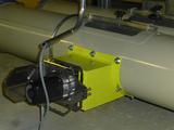 Messung der Gaskonzentration in einer Förderleitung