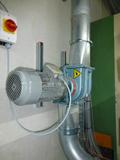 Rohrcutter zur Zerkleinerung von Endlosabfällen