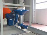 Indirect conveyance with injector