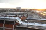 Rohrsystem in isolierter Ausführung als Dachinstallation