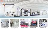 Extrusion coating line-SFM