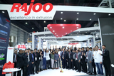 Rajoo Team at Indiaplast 2019