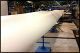 extrusion line for foam pe pp high thickness production 300x199