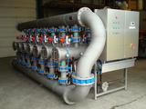 Filteranlage für Zuckerindustrie