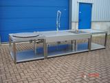 Waschplatz für medizinische Anwendung