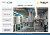 Pneumatic weighing & conveying