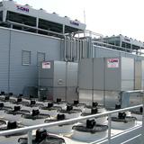 Außenansicht einer ONI Rückkühlanlage