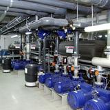 2 Kreis Kühlanlage mit Filtereinheiten