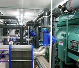 Absorp KMaschine mit WAT Einheiten