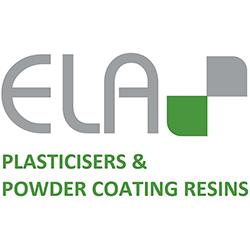 ELA - PLASTICISERS & POWDER COATING RESINS