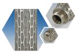 Ultipleat Plus metal fiber polymer