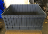 MOULDS FOR INDUSTRIAL CRATES