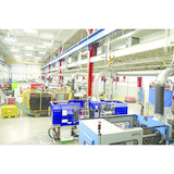 StackTeck's test facility (called the TeckCenter), has a total of 12 bays for test machines and system integration. Our repair and prototype departments are also in this facility