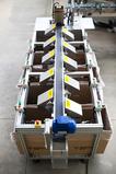 Boxes Conveyor ( Different color )