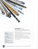 Lug Shaft - Expanding Shaft