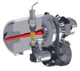 Maschinendüse mit Bolzenverschluss Typ BHP