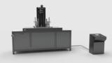 Axial notch milling machine