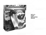 Injection Mold for Mask
