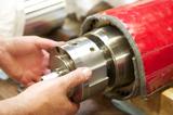 Rotor maintenance