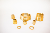 Brass inserts for CPVC