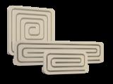 Keramische Infrarot-Flächenstrahler HSR