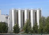 silos exteriores