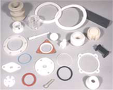 PTFE finished parts and all plastics techniques