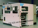 CM Thermoformmaschinenreihe in Kipptechnik