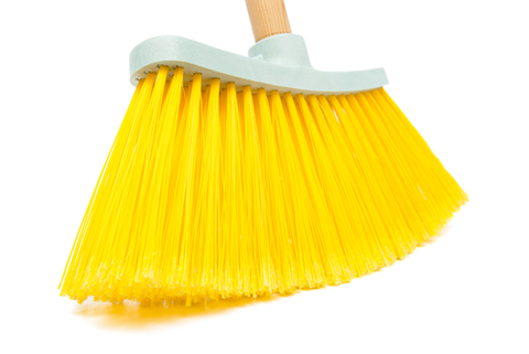 Monofilaments for brooms